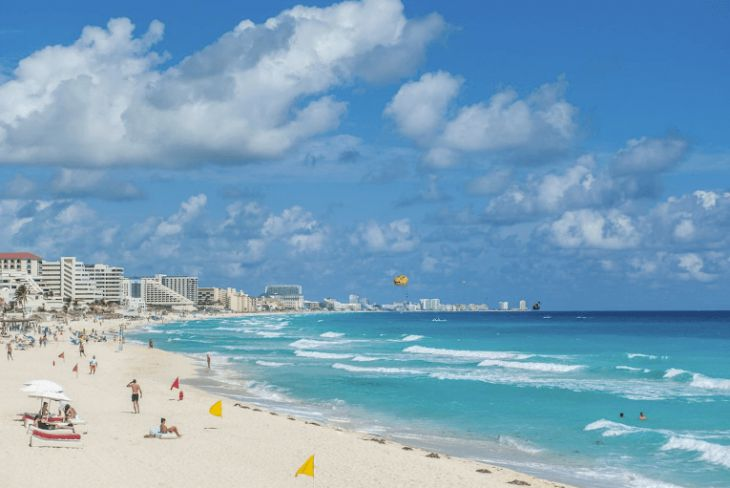 Most expensive holiday destinations