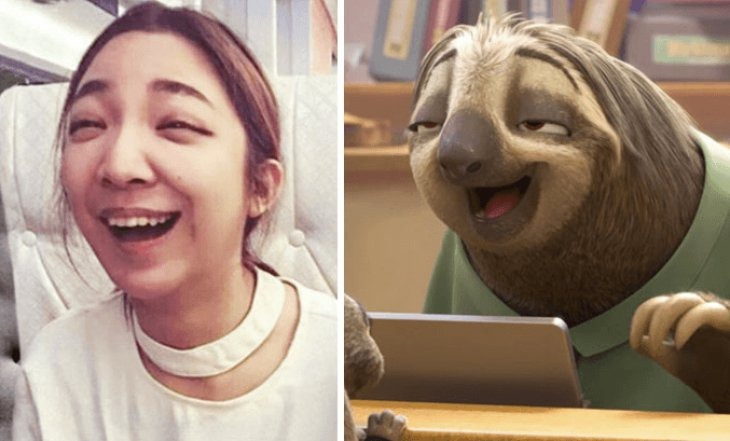 Real life Disney character lookalikes