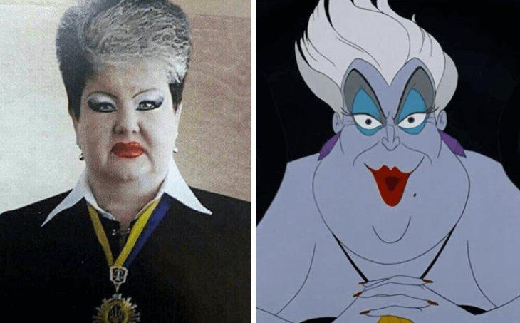 Real life Disney character lookalikes