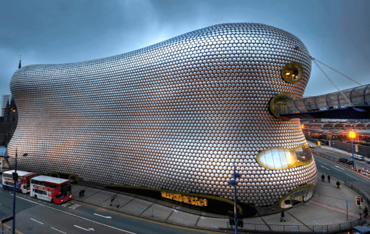 Ugliest buildings in the world