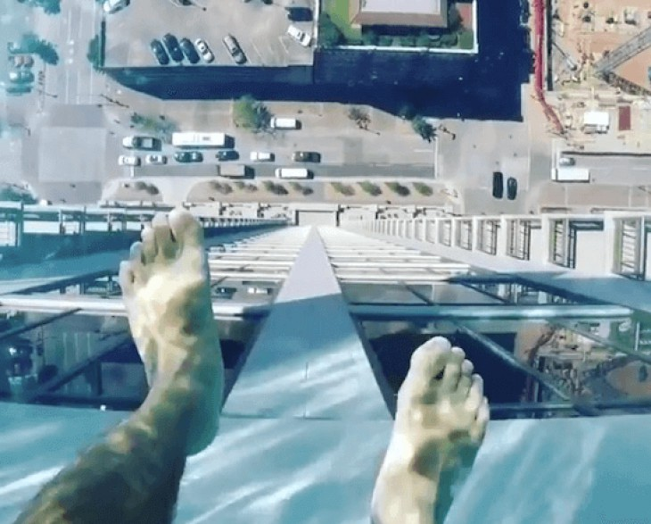 Terrifying Sky Pool In Houston Texas Newsglobal24