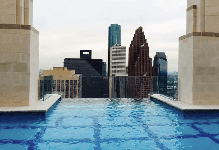 Terrifying Sky Pool In Houston Texas Page 10