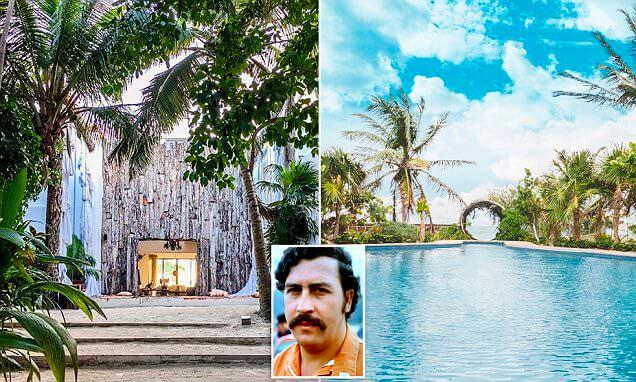 Escobar's hideaway turned into luxury resort