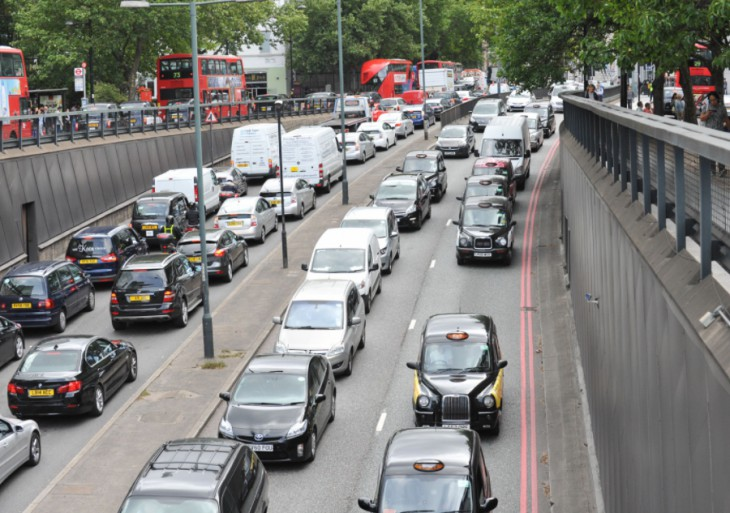 12 most congested cities in the world