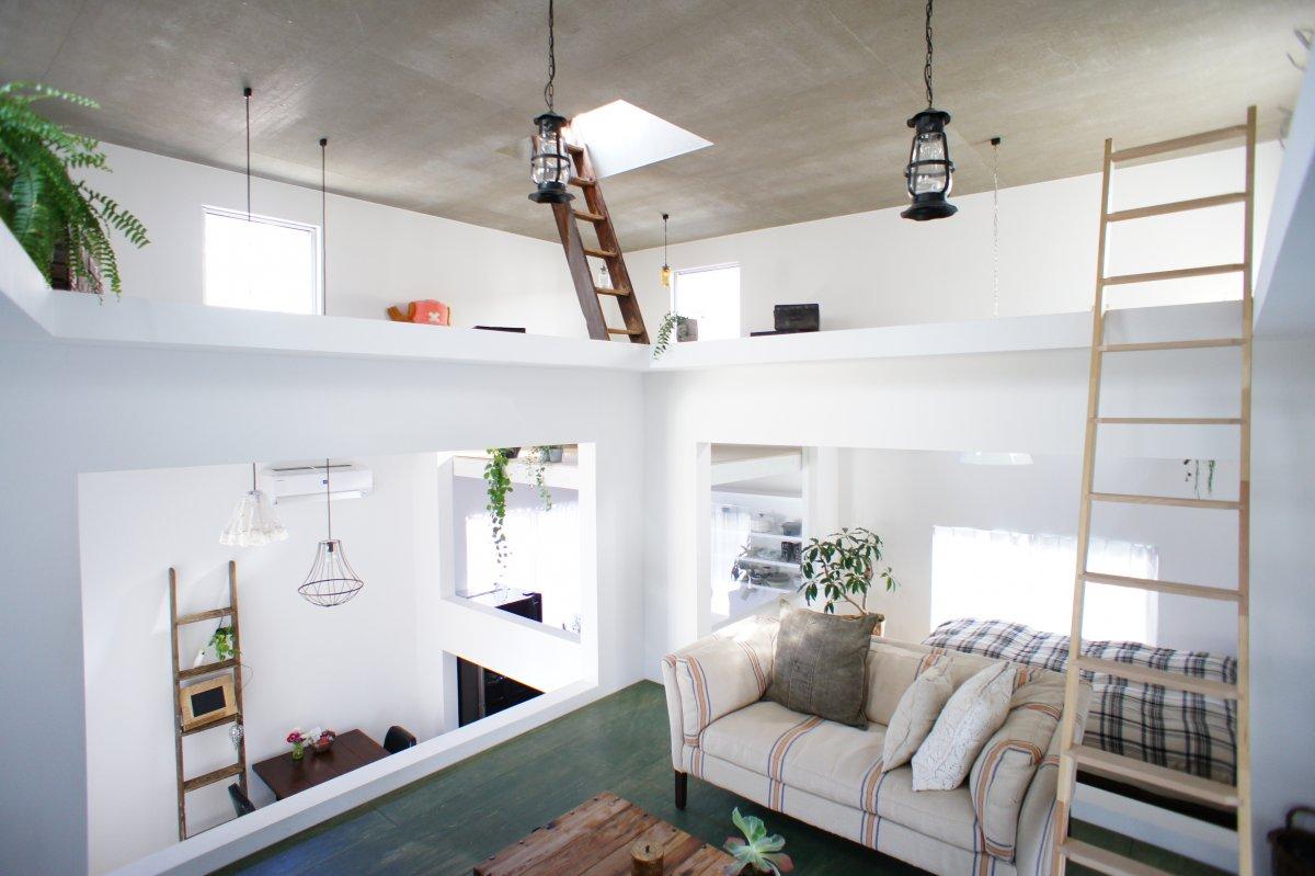 Amazing compact 'Ninja' house in Japan