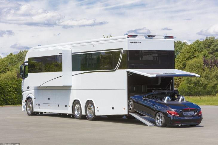 $1.4 million luxury motorhome unveiled