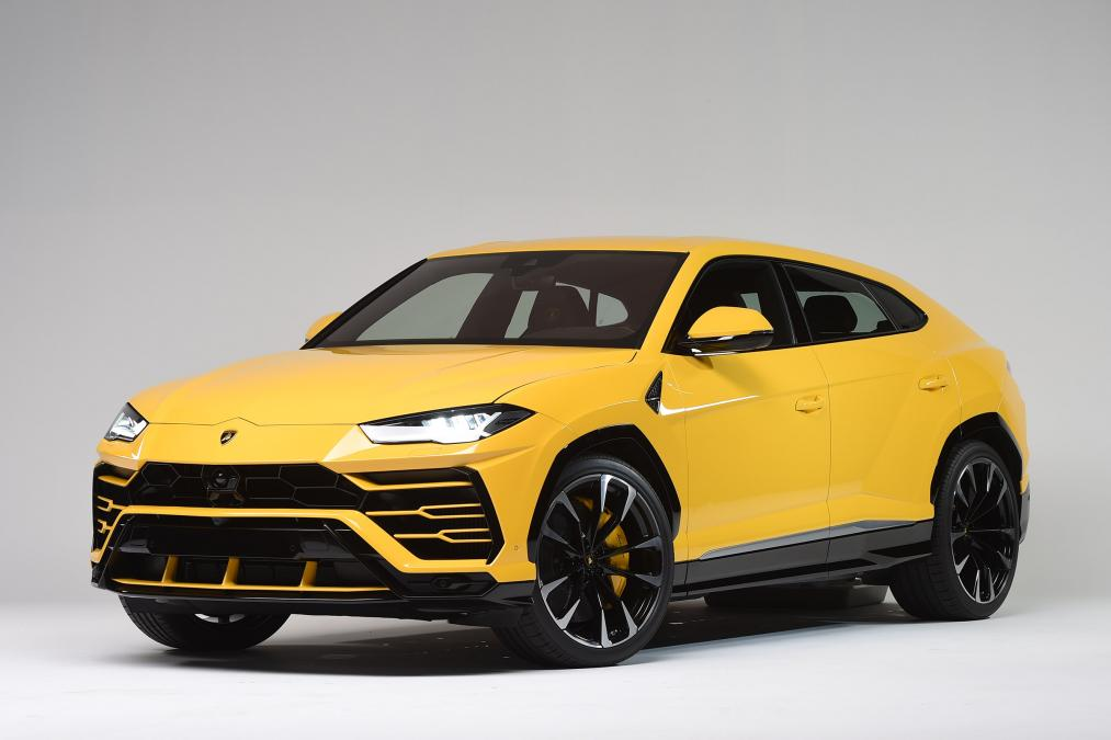 Lamborghini reveal new luxury 4x4