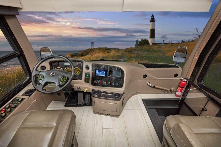 $300,000 luxurious motorhome on sale