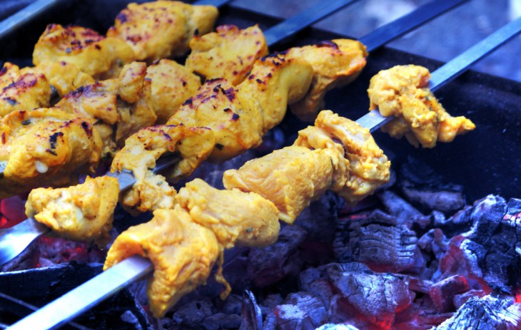Popular Middle Eastern food worldwide