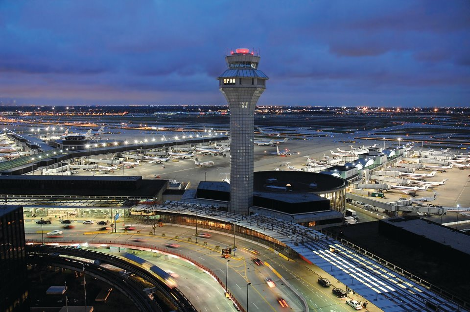 10 most punctual mega airports