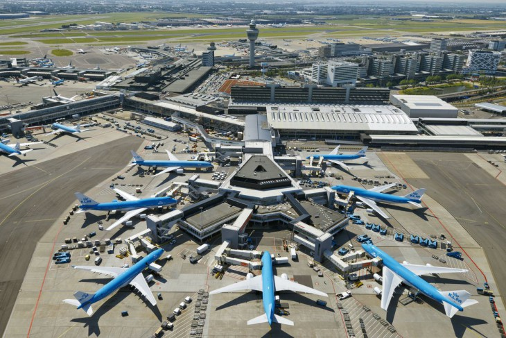 10 most punctual mega airports