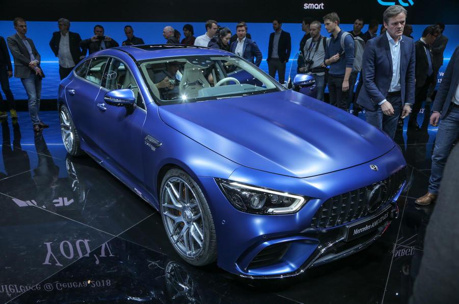 Mercedes unveil brand new 200mph car