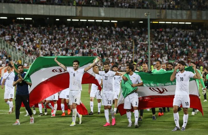 Must know facts for Iran World Cup