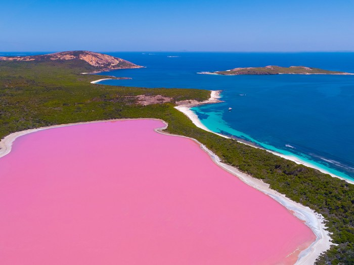 8 Strangest places on earth