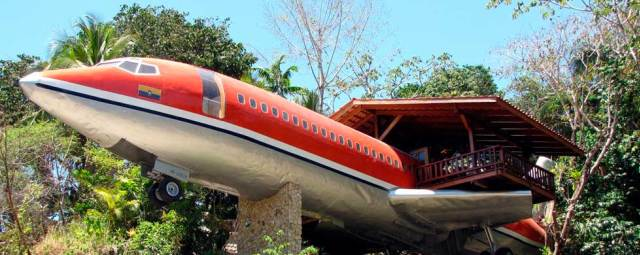 Strangest hotels in the world