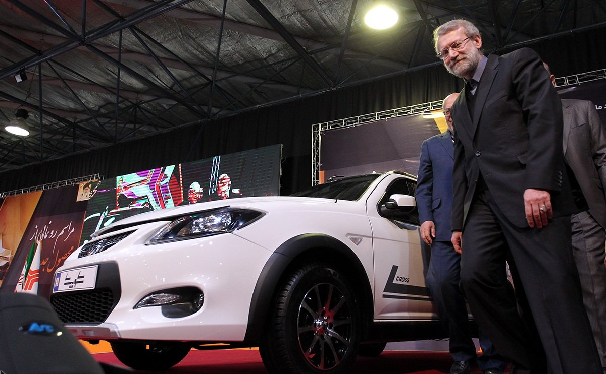 Saipa Quick is a new small family car