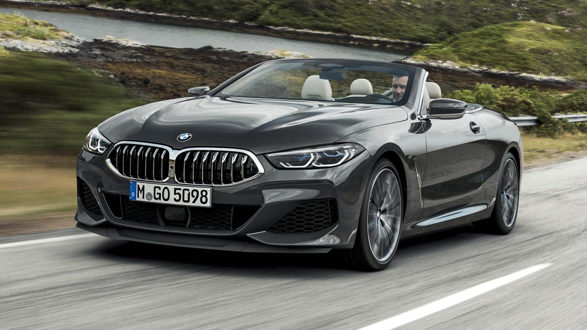 New BMW 8 Series convertible unveiled