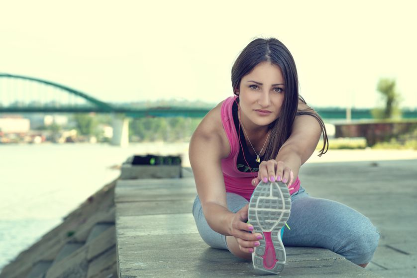 Significant health benefits of running