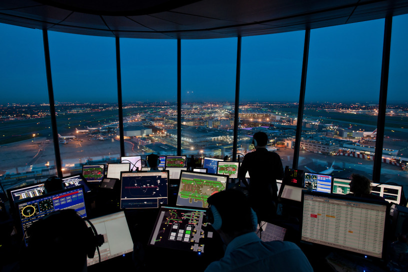 Interesting facts about Air Traffic Controllers