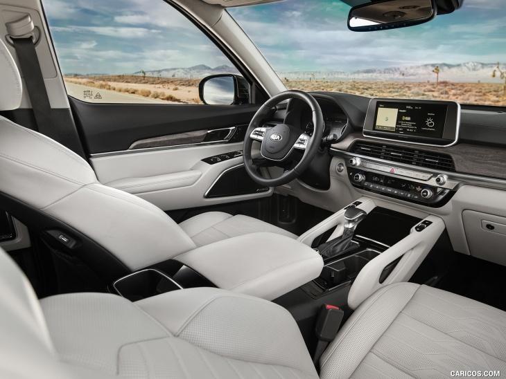 New Kia Telluride luxury SUV surprises all