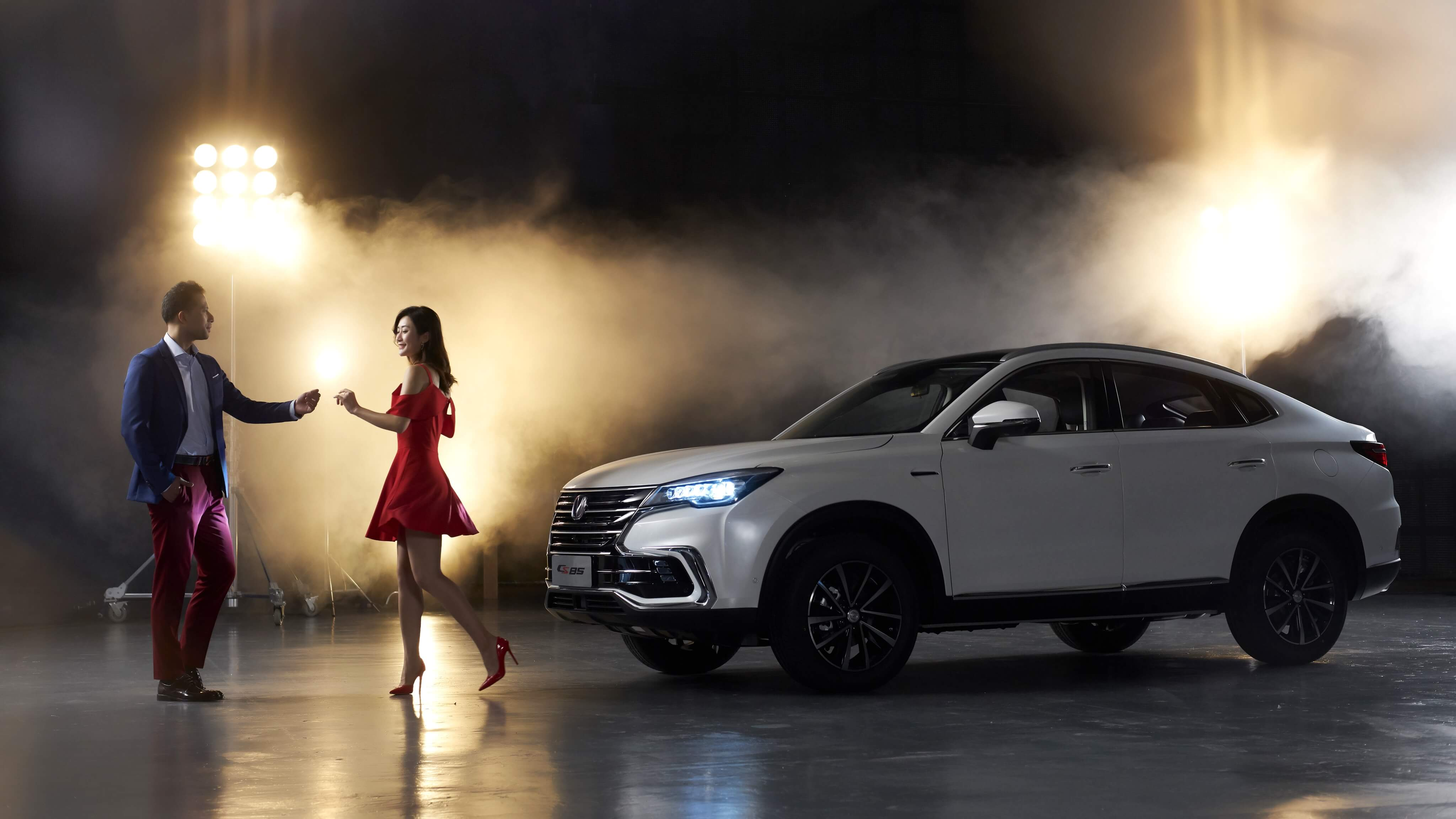 Chinese SUV Coupe similar to BMW