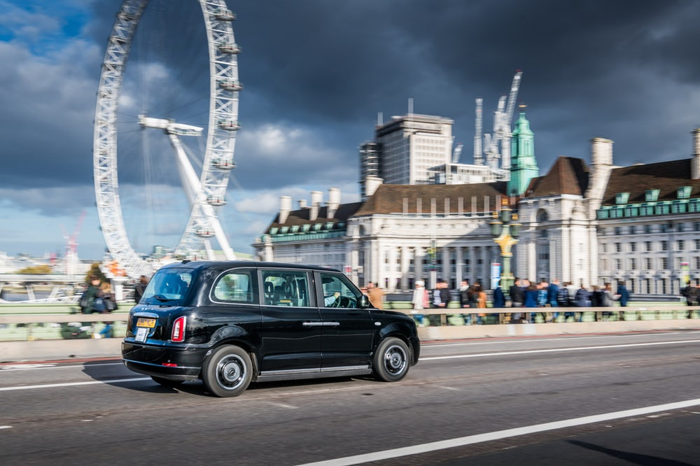 The new London Taxi has revolutionary changes