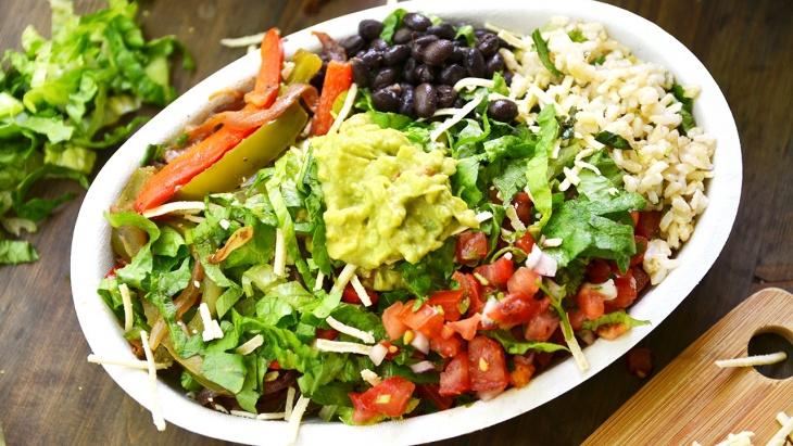 Healthier options at popular fast-food restaurants