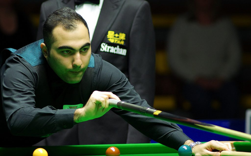 "Professional snooker player name ""Prince of Persia"""