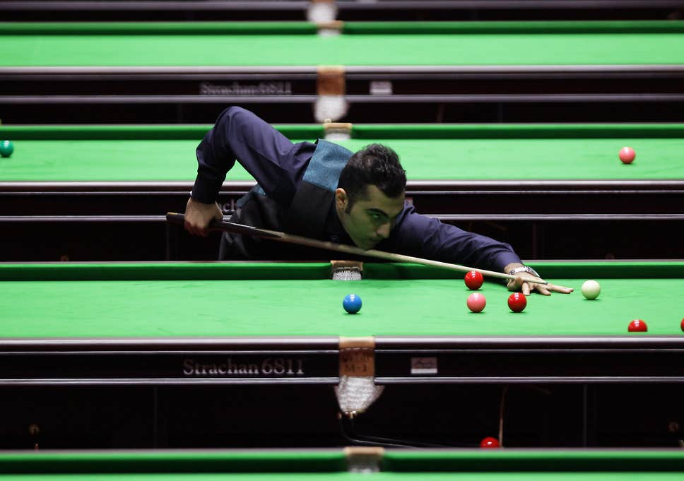 """Professional snooker player name """"Prince of Persia"""""""