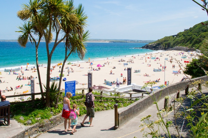 British beaches that might surprise you