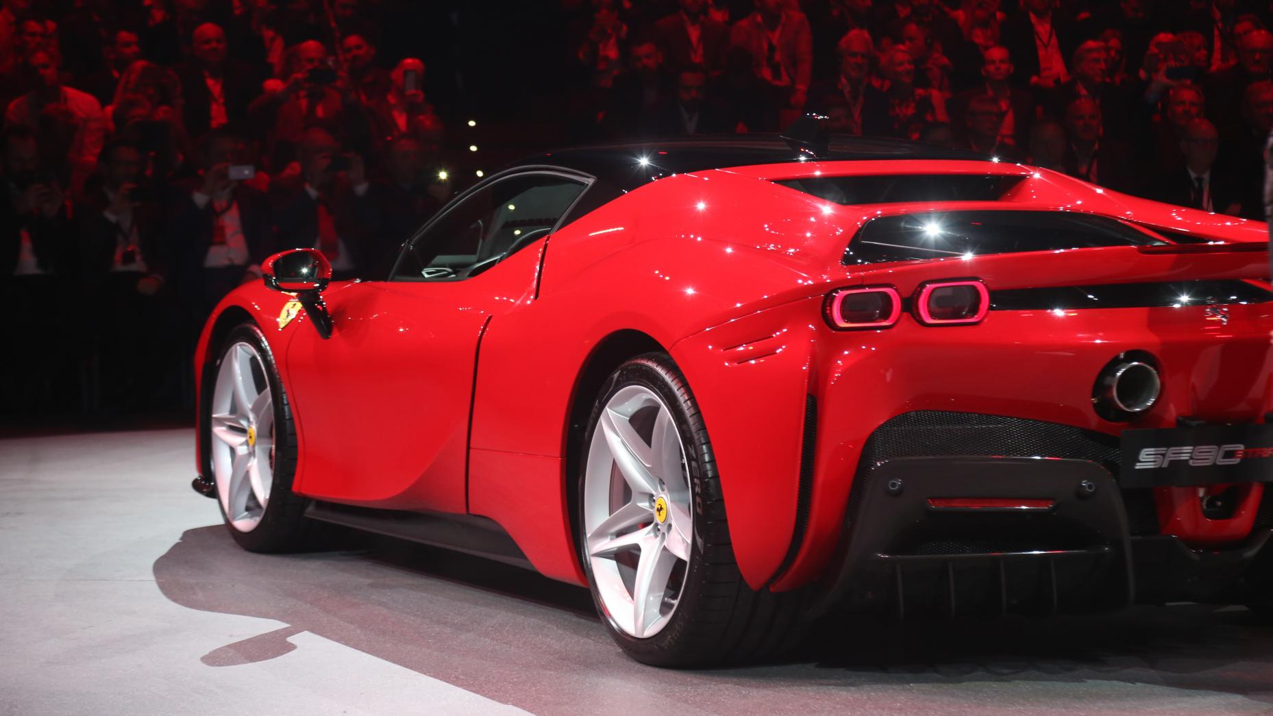 First Ever Ferrari Plug In Hybrid Page 6 Newsglobal24