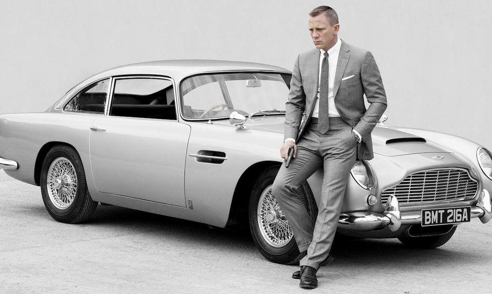 James Bond's most iconic cars