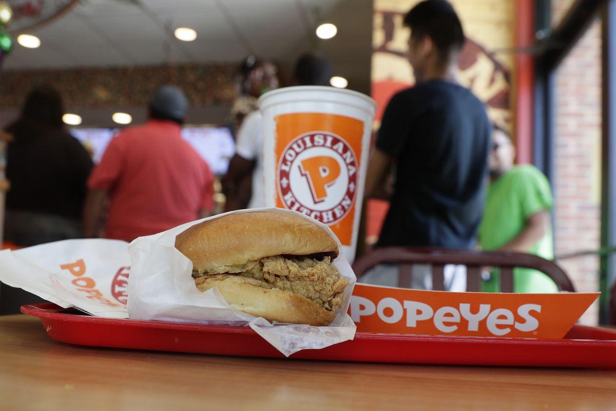 The Chicken sandwich that drove America crazy