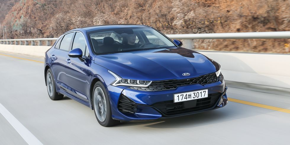 All-new stunning Kia Optima will turn heads