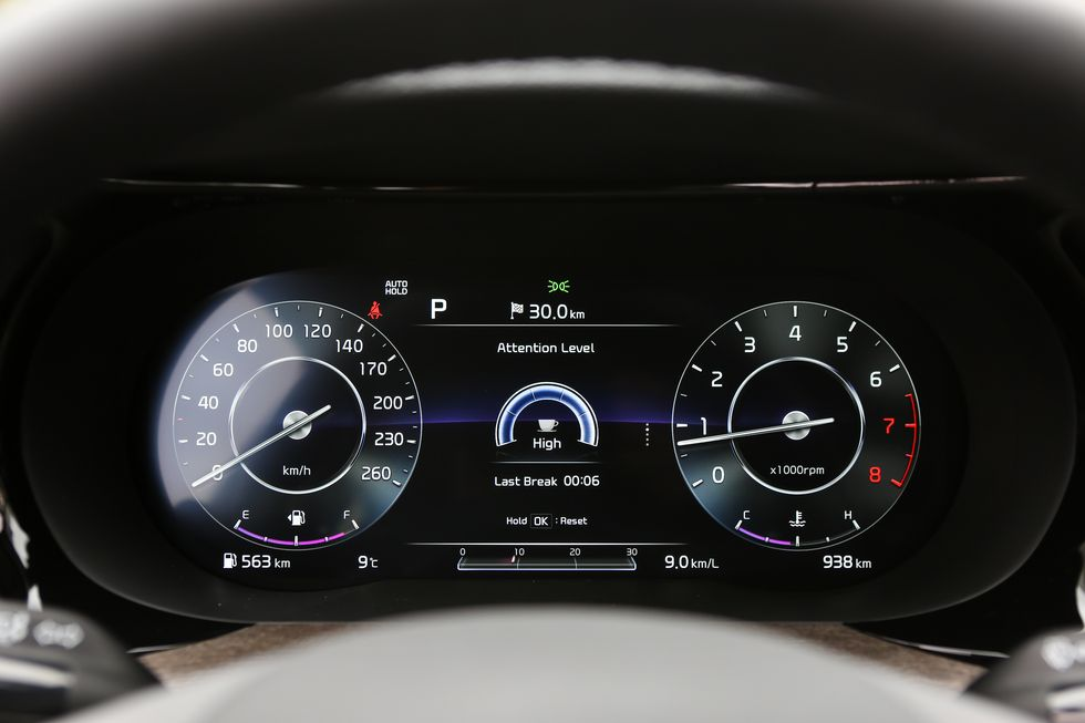 All-new stunning Kia Optima will turn heads