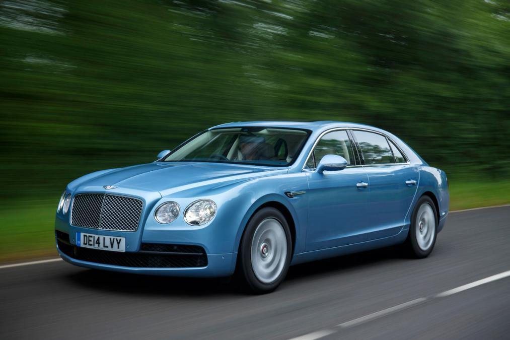 Luxury cars that will lose you the most cash