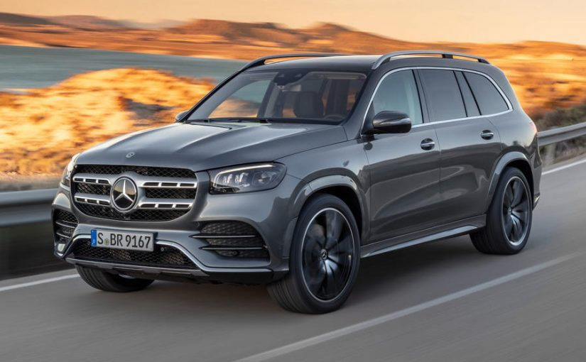 Best selling Mercedes 4×4 on the market in 2020