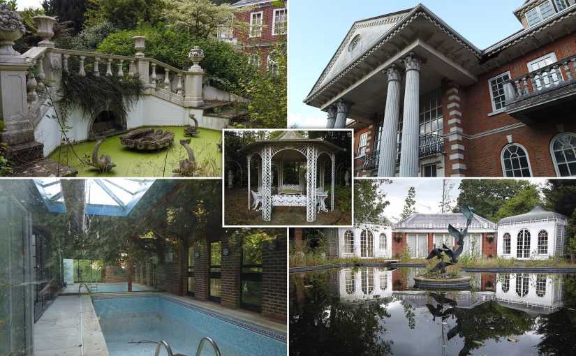 """""""Billionaire's Row"""" and it's abandoned mansions"""