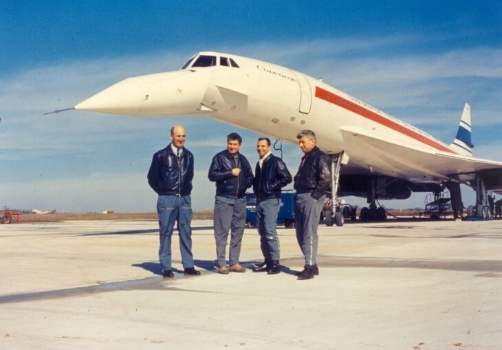Facts about Concorde you may not know