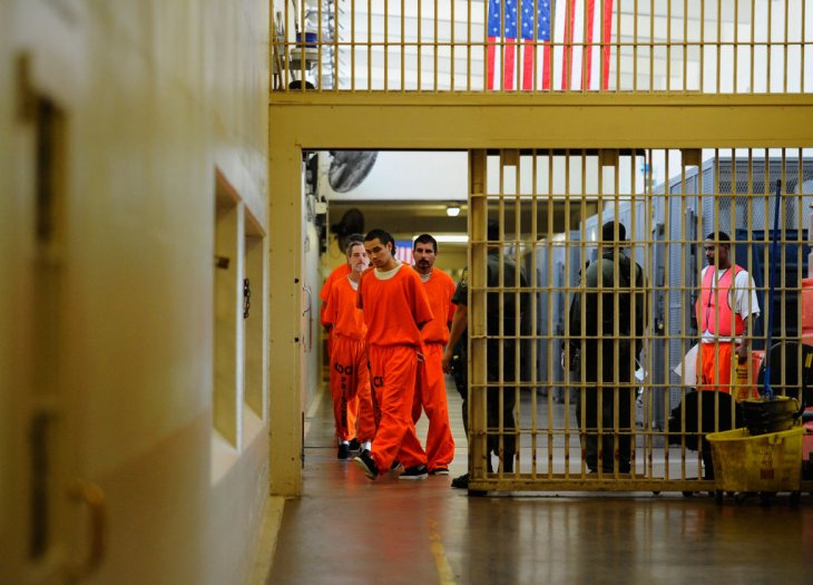 What US State you're most likely to go to jail in