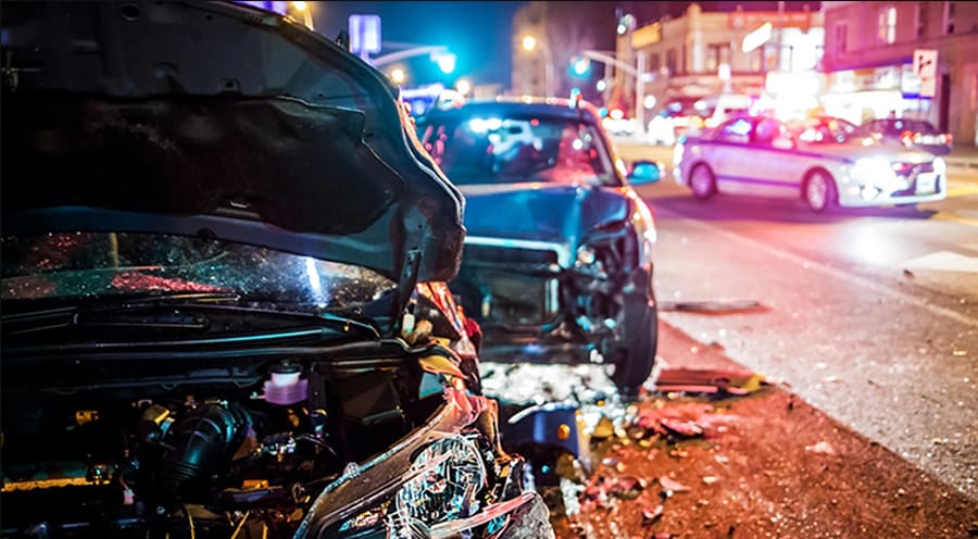 Statistically the 15 most dangerous cities for driving in the USA
