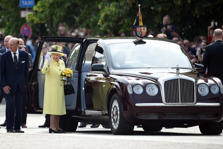 Favourite cars of the Royal family