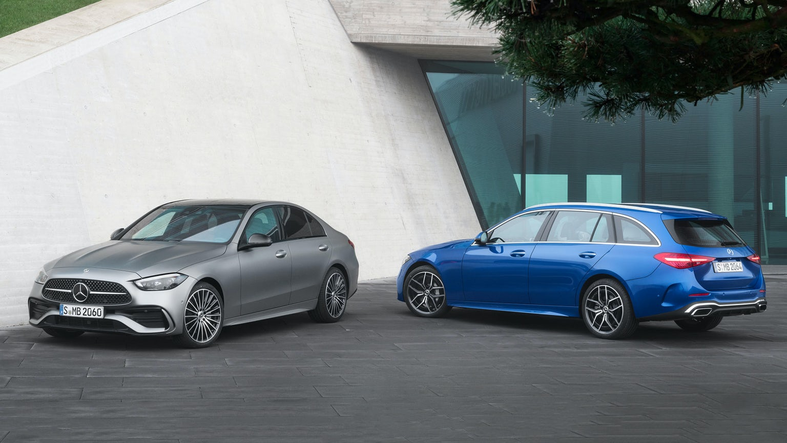 All new Mercedes C-Class officially unveiled