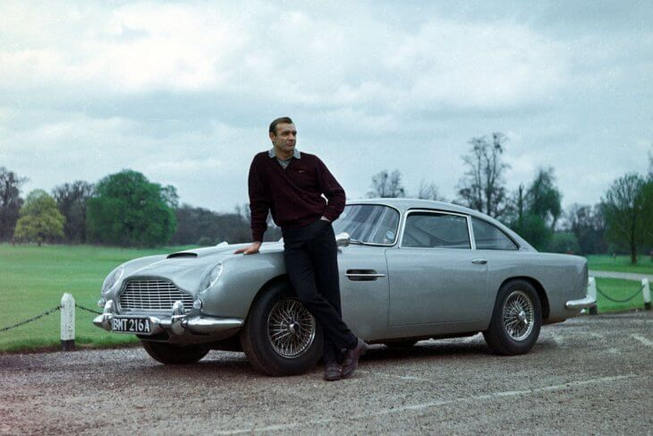 15 of the most iconic cars from movies