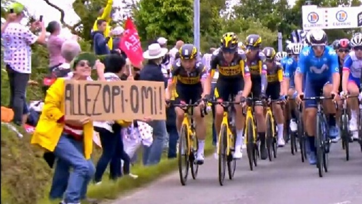 How one person ruined the Tour de France