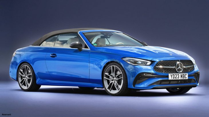Mercedes to replace C and E Class with new 2023 model