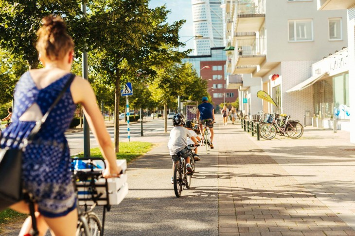 9 of the most bike-friendly cities in the world
