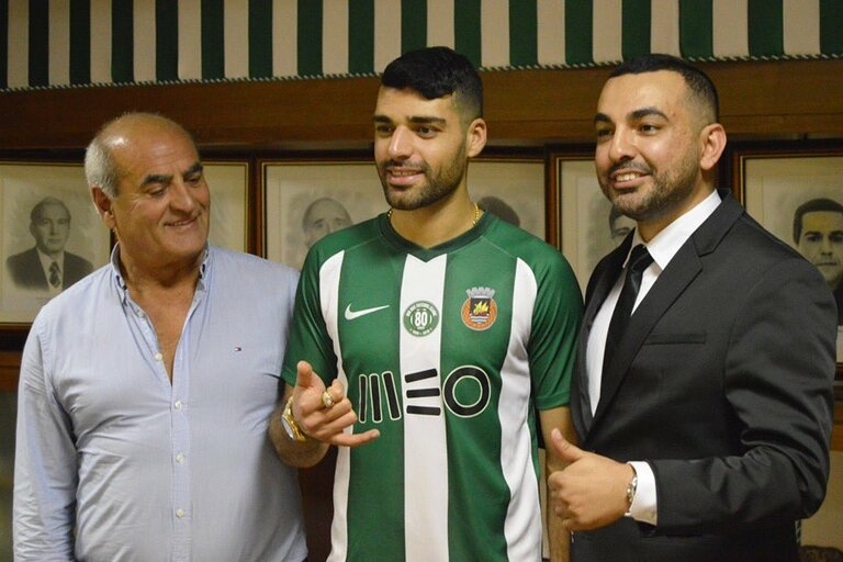 Team Melli star player's new life in Portugal