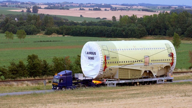 Building an Airbus is no easy task