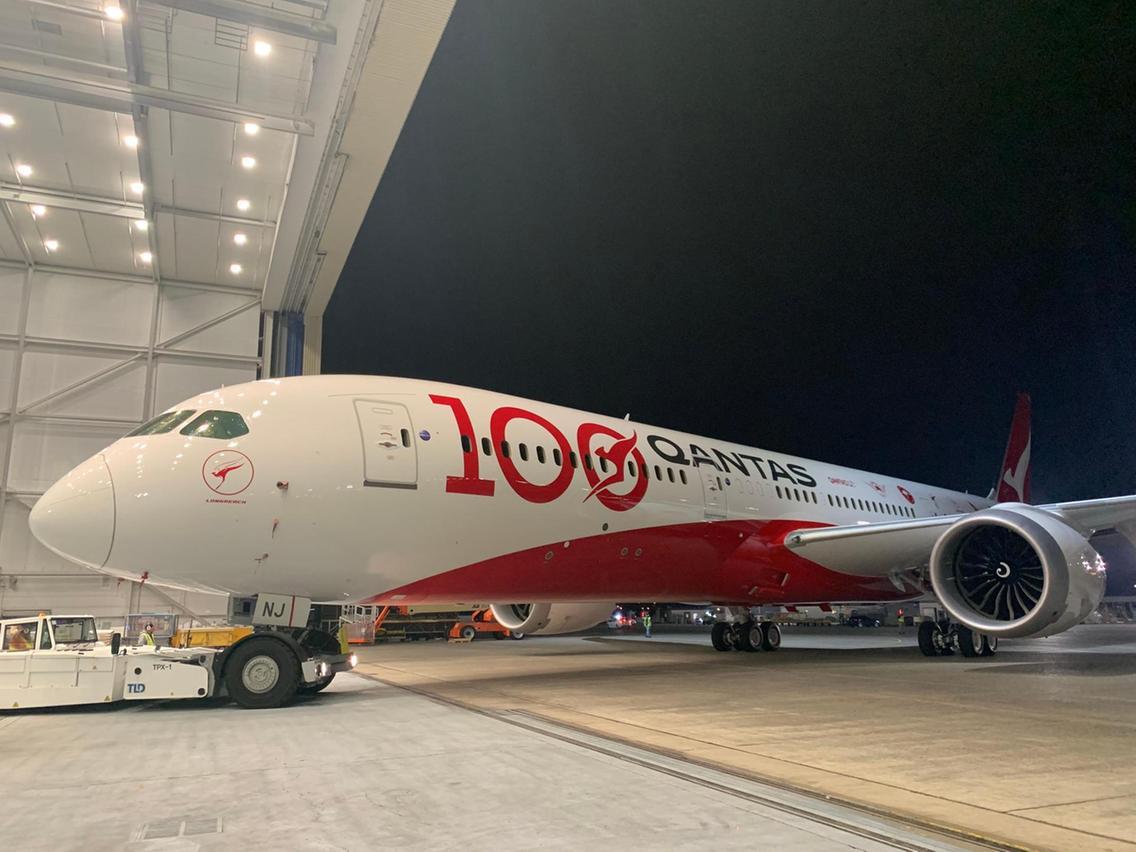 Qantas launch world's first 20-hour direct flight